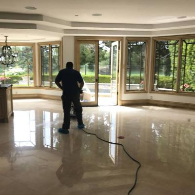 Floor Polishing Clean